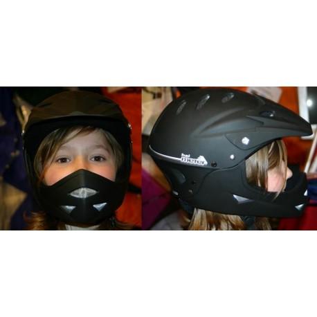 Kinderhelm met luchtkussen